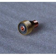 Spannhülsengehäuse mit Gaslinse Standard - 3,2mm - Typ 9/20/24 - 45V45 - Original Binzel - 701.0311