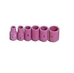 Keramische Gasdüse ø12,7mm/ø17,6x29,5 für TTP160P Multilock / TTB 300P Multilock (Abbildung Pos. 7)