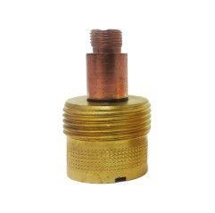 Spannhülsengehäuse mit Gaslinse Jumbo Groß - 2,4mm - Typ 9 / 20 - 45V64S - Original Binzel - 701.1232