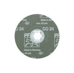 DISCOS DE FIBRA CC-FS 125 CO 24