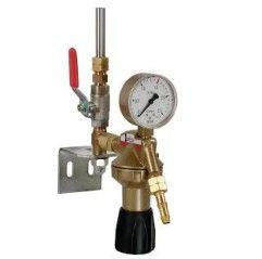 GCE Entnahmestellenstation einfach Druckluft 10 bar (GasLine)