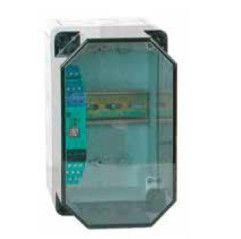 GCE Gasmangel Signalkasten Typ DGM-SK-04N Ex - für 4 Kontakte ATEX2081 / 230V