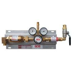 GCE Entspannungsstation Druckregelstation MU70-M Acetylen 25 bar / 0-1,5 bar regelbar max. Leistung: 10m³/h