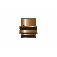 Swirl Ring Diffusor Vespel AW 201 Plasmabrenner