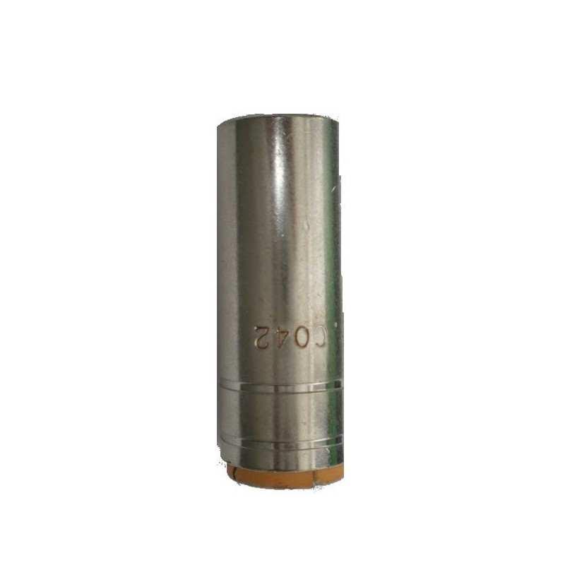 Gasdüse zylindrisch NW18 Typ 25A/352A Standard 57mm Original Binzel - 145.0042 - 4036584007360 - 3,19€ -