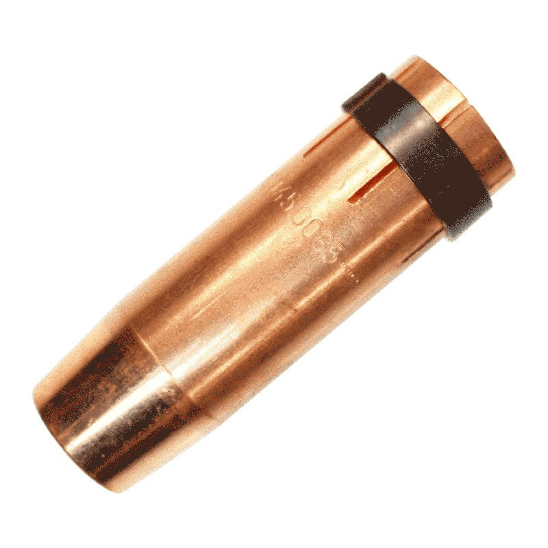 Gasdüse konisch NW16 Typ MB 26/38/401/501/555 76mm Original Binzel - 145.0085 - 4036584113467 - 3,93€ -