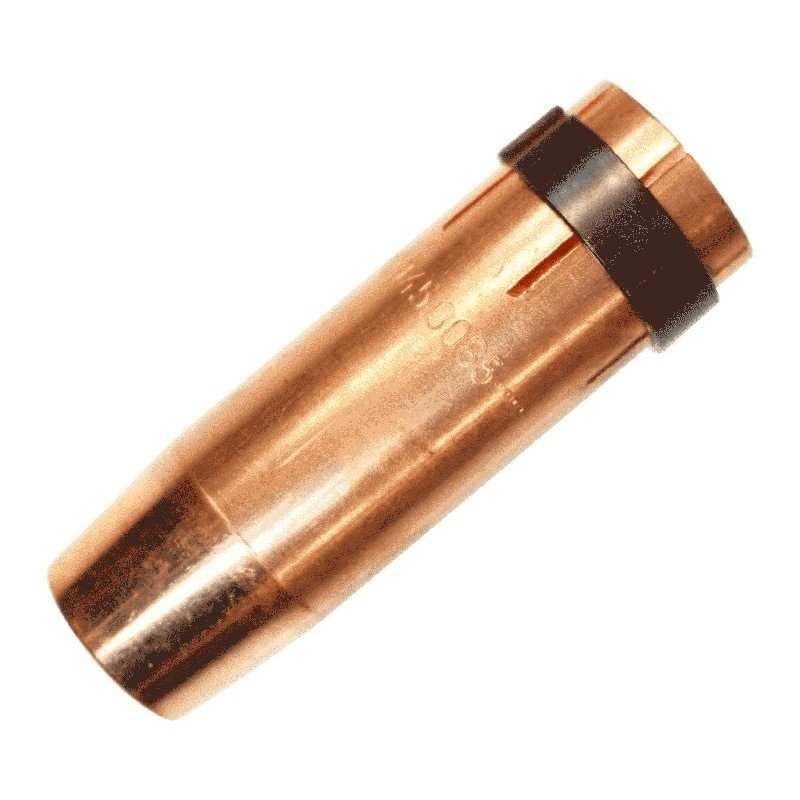 Gasdüse konisch NW16 Typ MB 26/38/401/501/555 76mm Original Binzel
