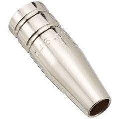 Gasdüse Typ 14 / 15 stark konisch 53mm NW 9,5 Original Binzel
