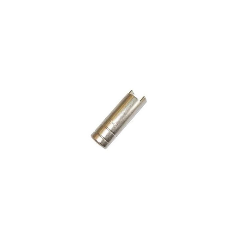 Punktgasdüse Gasdüse Zylindrisch NW16,0 Punktschweißen Typ 14 / 15 60mm Original Abicor Binzel