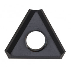 EDGE FINISH WSP-F ALU - WENDESCHNEIDPLATTENSET 3 mm Radius - Winkel 45 x 30 °