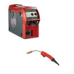 Fronius TransSteel 2700c Set MIG/MAG Schweißgerät Gasgekühlt 10-270 A