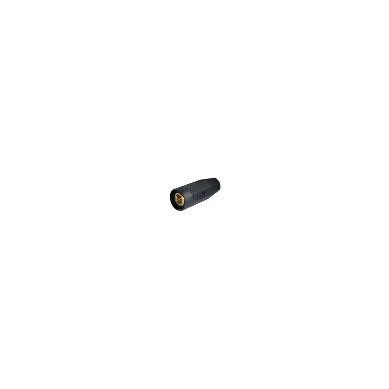 Massestecker-Kabelbuchse fuer Massekabel-Dorn 9mm, 10-25mm2