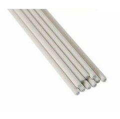 Alu Stabelektroden Schweißelektroden AlSi 5 (AWS 4043), Ø 2,5 (3,2) x 350 mm - nach DIN 1732