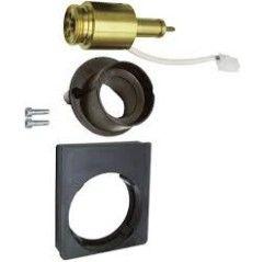 MIG Adapter Fronius FSC auf Euro ZA 90° kpl. - Transsteel und Tpsi