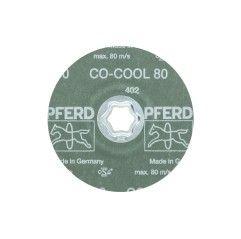 DISCOS DE FIBRA CC-FS 125 CO-COOL 80