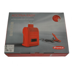 Batterie Ladegerät Testgerät Fronius Acctiva Easy 1204