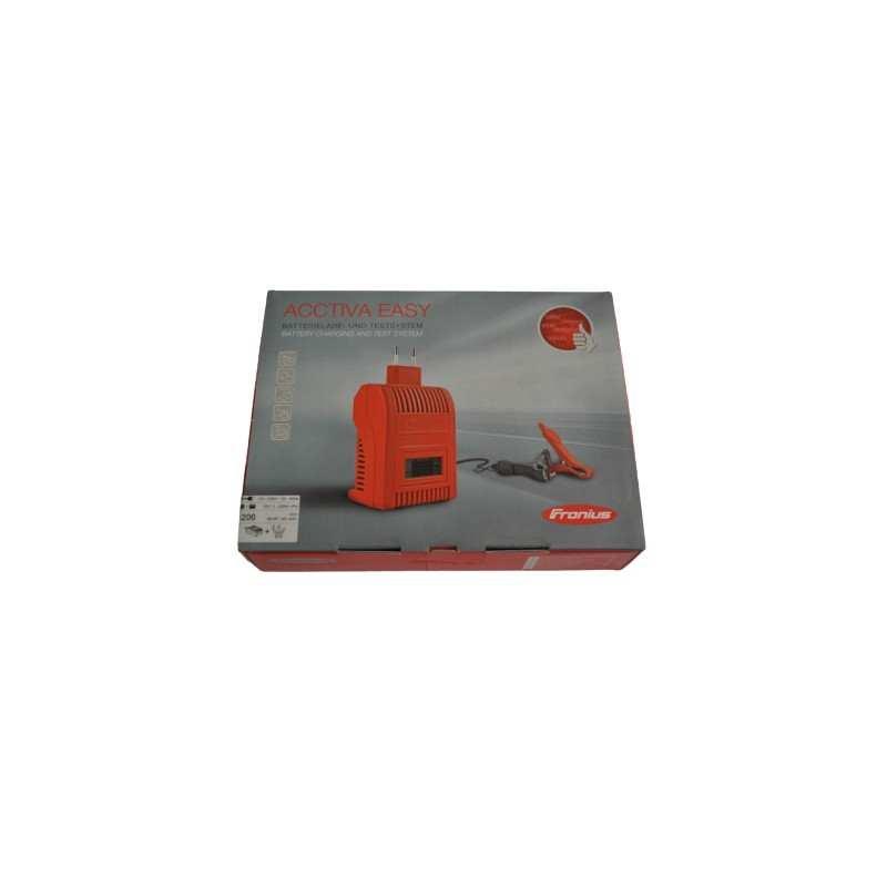 Batterie Ladegerät Testgerät Fronius Acctiva Easy 6/12