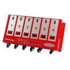 Batterie Ladegerät Testgerät Fronius Acctiva Multicharger 06
