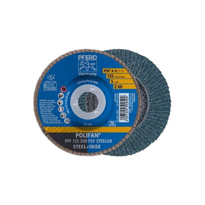 PFERD Polifan PFF 125 Z 60 - 67666125 - 4007220512524 - 3,68€ -