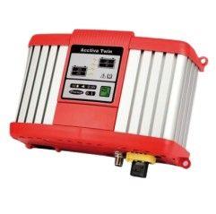 Batterie Ladegerät Mehrkreis Ladesytem ACCTIVA TWIN 15A ohne CanFire