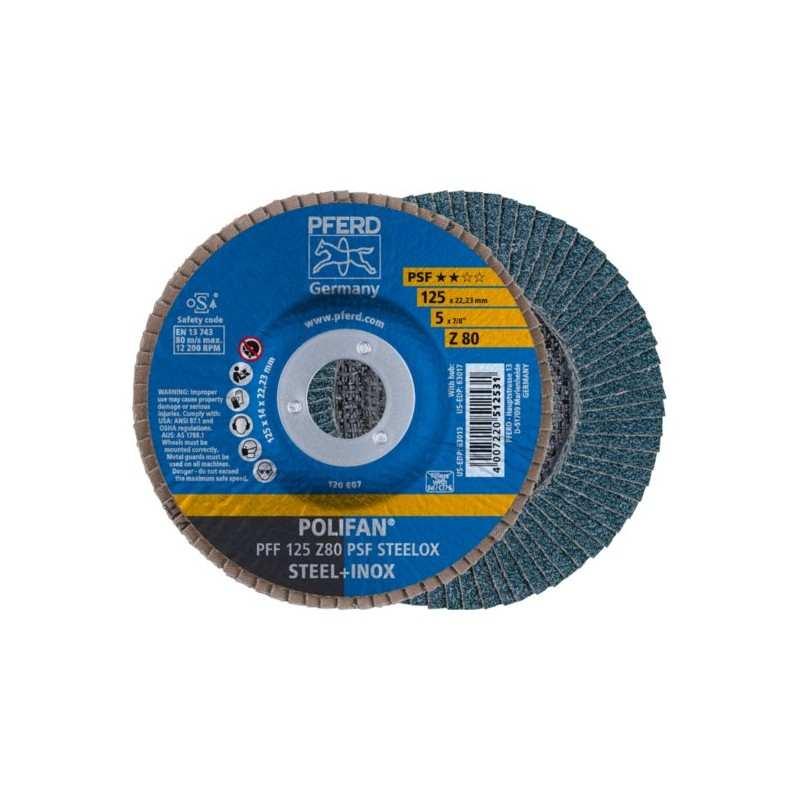 PFERD Polifan PFF 125 Z 80 - 67668125 - 4007220512531 - 3,68€ -