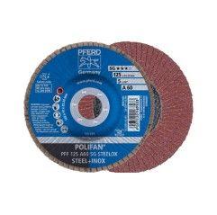 POLIFAN PFERD PFF 125 A60 SG STEELOX