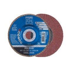 POLIFAN PFERD PFF 125 A80 SG STEELOX