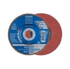 POLIFAN PFF 125 A-COOL 60 / SG INOX+ALU