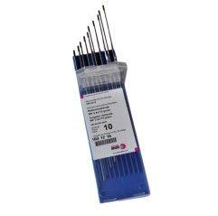 Electrodo de tungsteno WP, verde, 10 piezas, 1.0-4.0x175mm