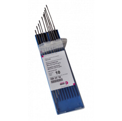 Wolframelektrode WCe20 grau, 10 St., 2,4mm