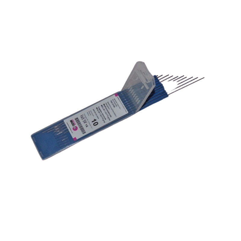 Wolframelektrode WCe20 grau, 10 St., 1,0-4,0 mm x 175mm - Abicor Binzel - 700.0166-10 - - 10,01€ -