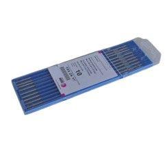 Wolframelektrode WLa 20 blau, 10 Stück, 2.4mm