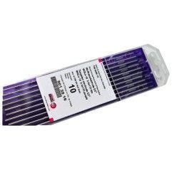 Wolframelektrode E3 lila, 10 Stück, 1,0-4,0x175mm - Original Binzel
