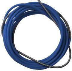 Guía espiral/alma AZUL 1.5x4.5x3m diámetro de alambre 0.6-0.9mm