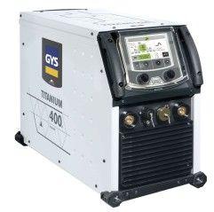 GYS TIG TITANIUM 400 AC/DC HF – ohne Zubehör - 013568 GYS