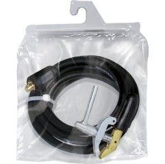GYS Massekabel 70mm² 4m / 600A 60% / Stecker 70mm² Masseklemme