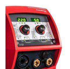 Transsteel 2200c Set/EF - Inverter MIG/MAG-WIG-Elektrodenschweissen - 4,075,220,850 - 9794728381 - 2.641,80€ -