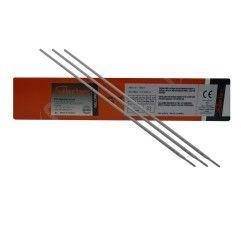 Schweißelektroden Stahl (E6013) Rutil Elektrode Universell einsetzbar - 2,0 mm x 300 mm - Selectarc