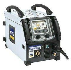 Gys NEOPULS 220 C, MIG/MAG Puls-Stromquelle, ohne Zubehör 220 C - 061835