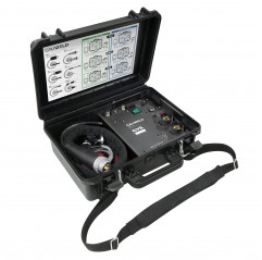 GYS Kalibrierkoffer CALIWELD GCU1.0 - EN1090 & EN50504-Normen - 060456