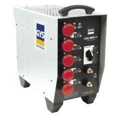 Calibración de paquete GYS CALIWELD - 060630
