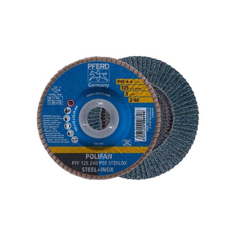 POLIFAN PFERD PFF 125 Z 40 - 67664125 - 4722512517 - 4,35€
