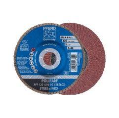 POLIFAN PFERD PFF 125 A40 SG STEELOX