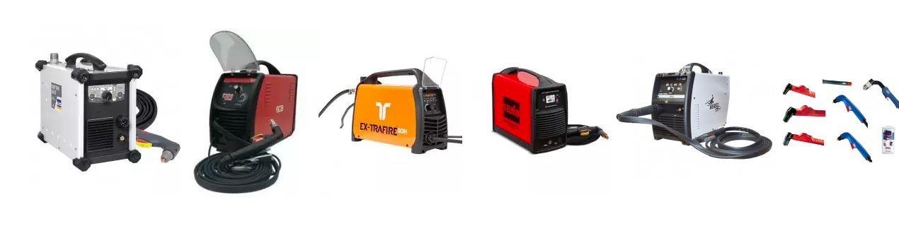 Plasmaschneidegeräte GYS / GCE / THERMACUT / TELWIN