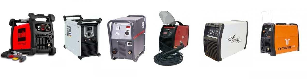 Inverter Plasmaschneidegeräte Kontakt- und Hochfrequenz