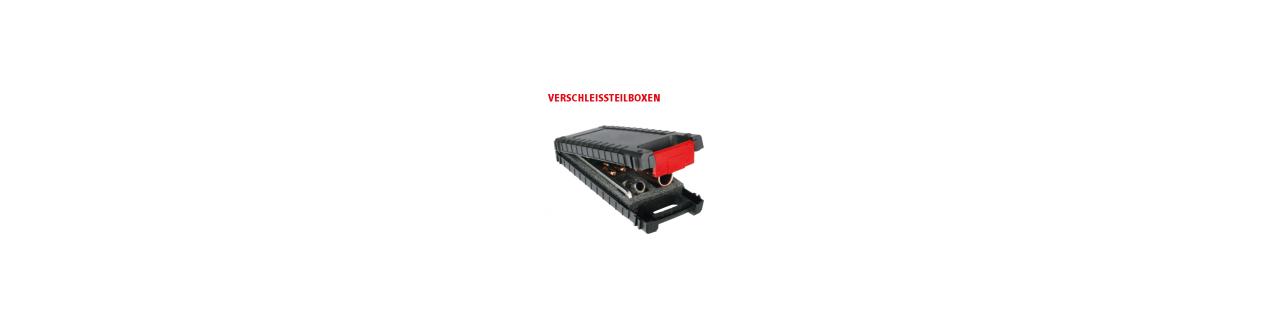 Fronius Verschleissteilboxen für MIG Schweissbrennern