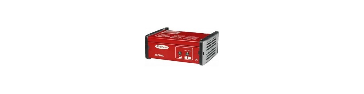 Acctiva Standard Batterieladegerät
