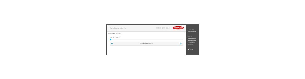 Firmware update Selectiva