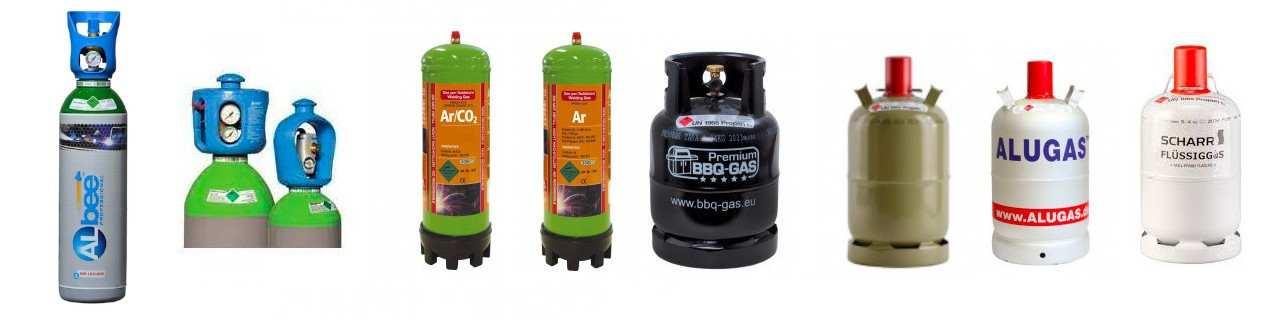 Lieferstelle Airliquid - Technische Gase und Lebensmittel Gase