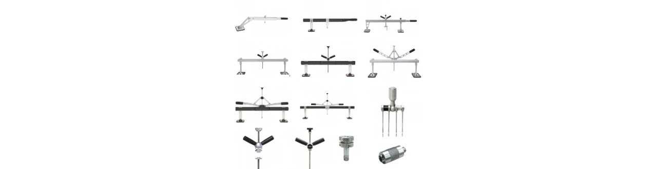 Zubehör - Ausbeulwerkzeuge - Stangen / Hebel / Krallen